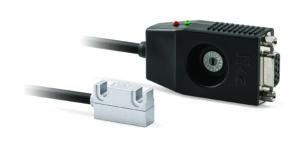 Kompaktowy Magnetyczny enkoder liniowy SMI2 / SMI5 z regulowaną rozdzielczością.