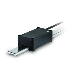Magnetyczny enkoder liniowy SMIG / SMAG z prowadnicą liniową