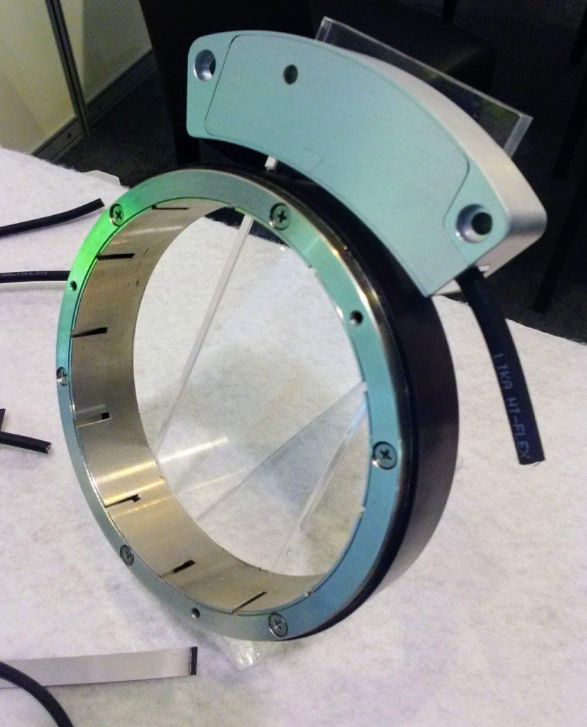 Automaticon 2019. Enkoder magnetyczny Lika.