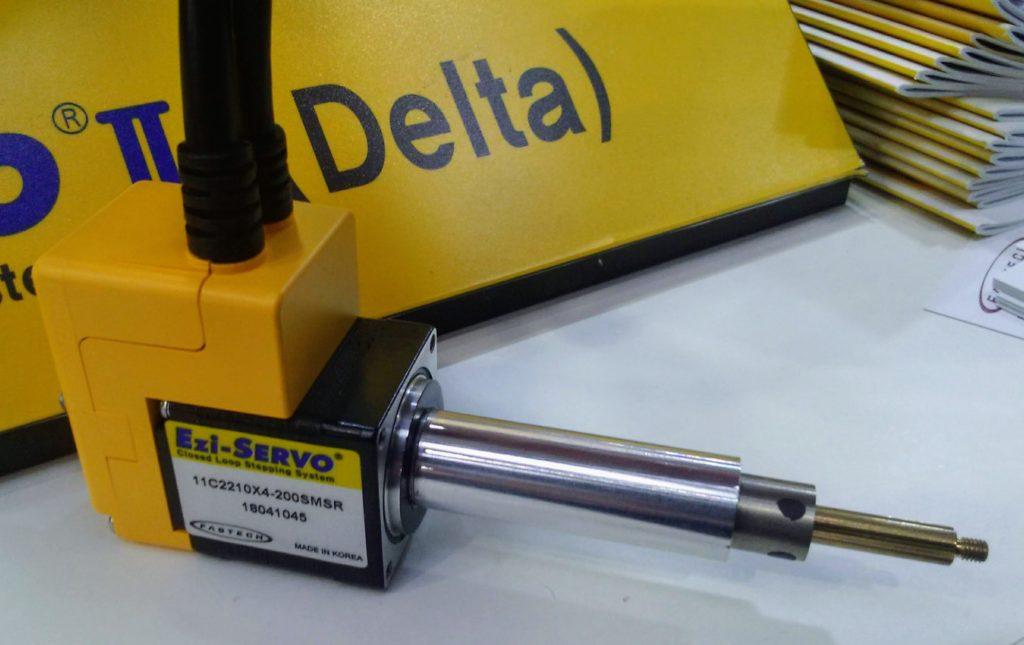 Cylinder elektryczny Fastech