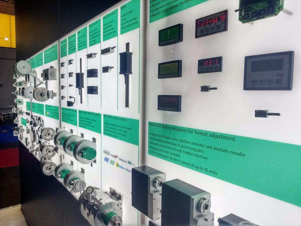 Hannover messe 2019 - stoisko Lika Electronic Srl