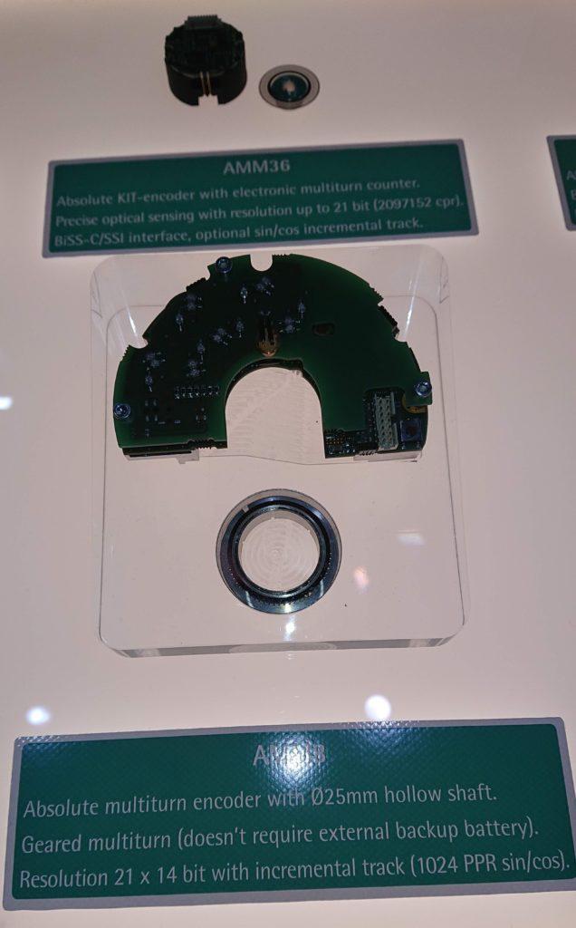 Enkodery absolutne Lika do zastosowań wbudowanych