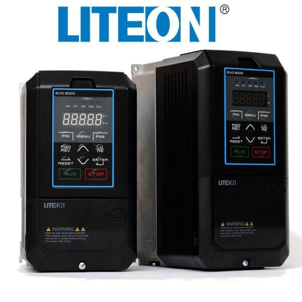 Falownik LiteON EVO8000 wektorowy.
