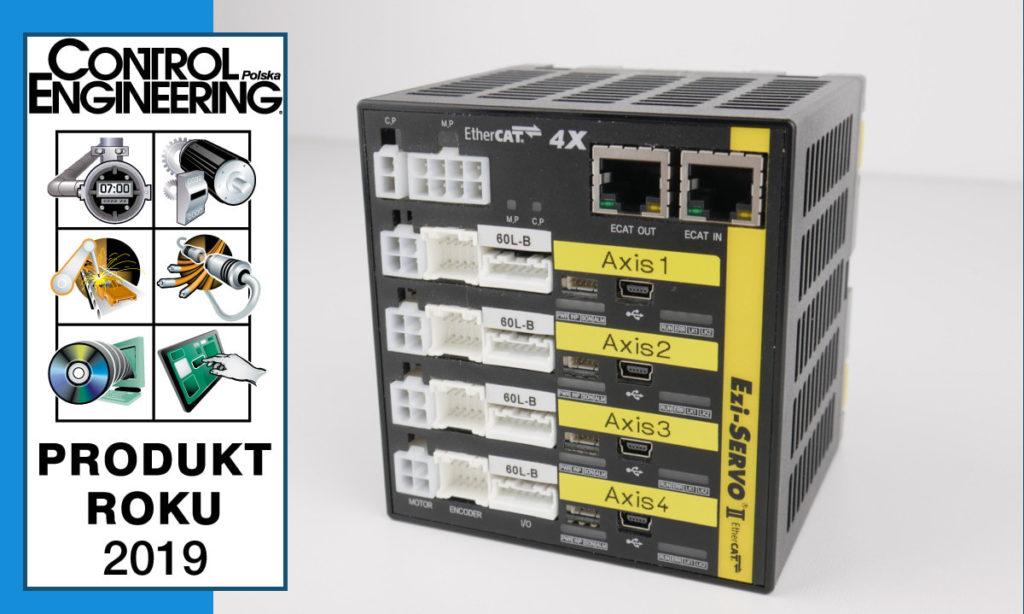 Produkt Roku 2019 wg Control Engineering